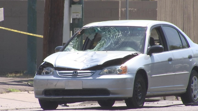 Phoenix Police Id Driver In Fatal Car Pedestrian Crash