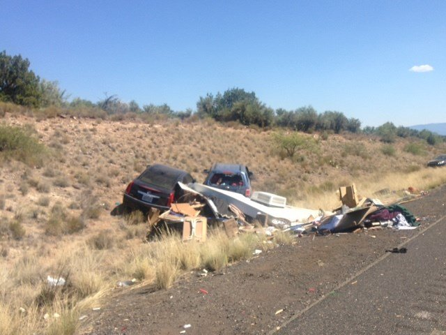 Flagstaff Car Crash Today