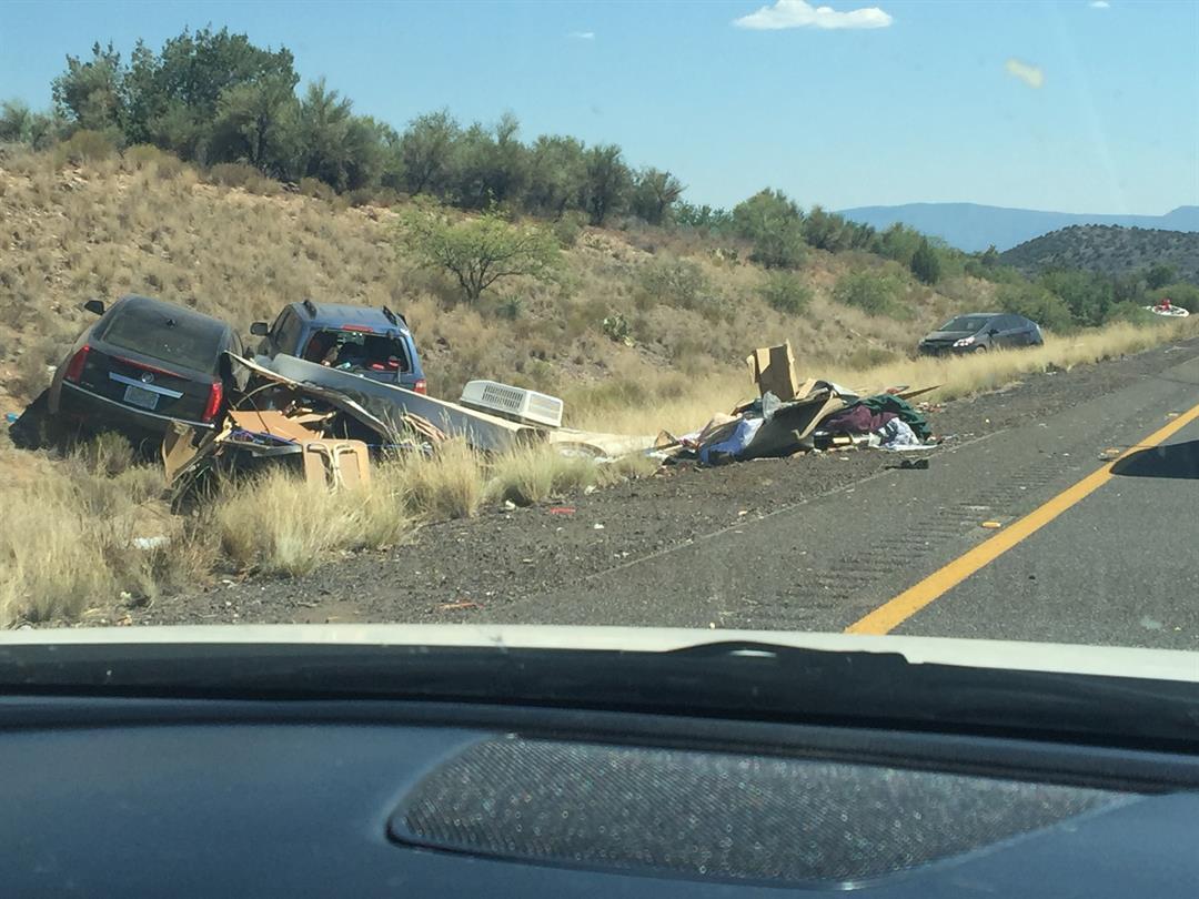 Flagstaff News Car Accident