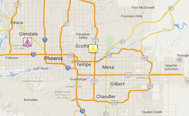 Srp All Power Restored After Outage In West Valley Arizona S Family