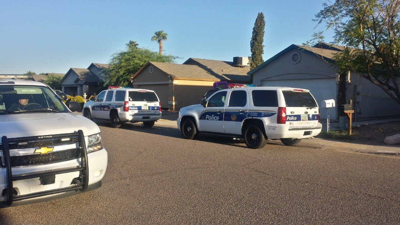 toddler pulled from pool in west phoenix arizona u0027s family