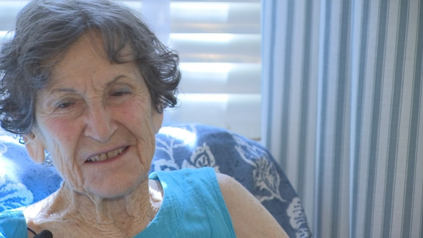 89 Year Old Phoenix Grandmother Named One Of America S