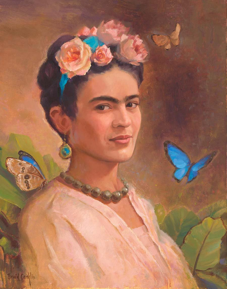 Frida Kahlo, long revered as one of the most influential painters in ...
