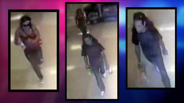 Two suspected shoplifters at Fry's Marketplace on June 15, 2016. (Source: SIlent WItness)