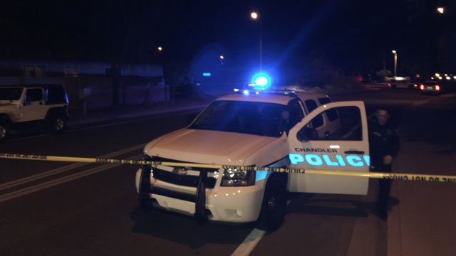 Police arrest 2 suspects in chandler shooting arizona 39 s for Department of motor vehicles chandler az