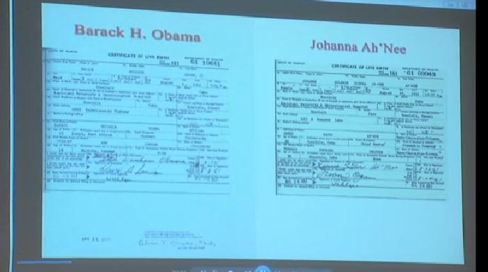 Sheriff Joe Arpaio on Obama\'s online ID: \'Fake, fake birth certi ...