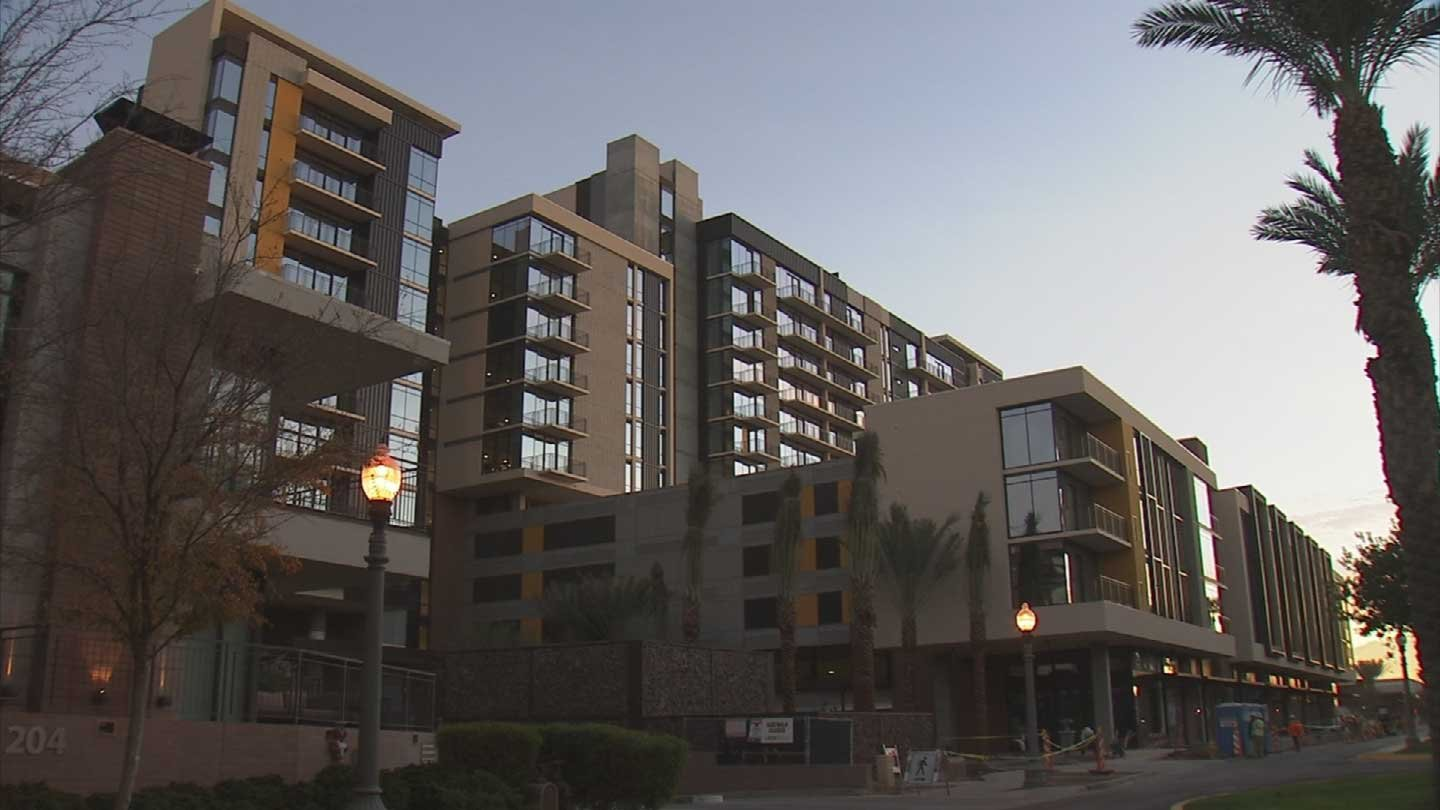 Apartment Building Association will building boom take downtown phoenix to new heights? - 3tv | cbs 5