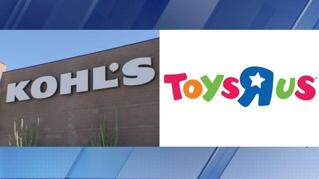 Kohls Christmas Hours >> Toys R Us, Kohl's open non-stop until Christmas Eve - Arizona's Family