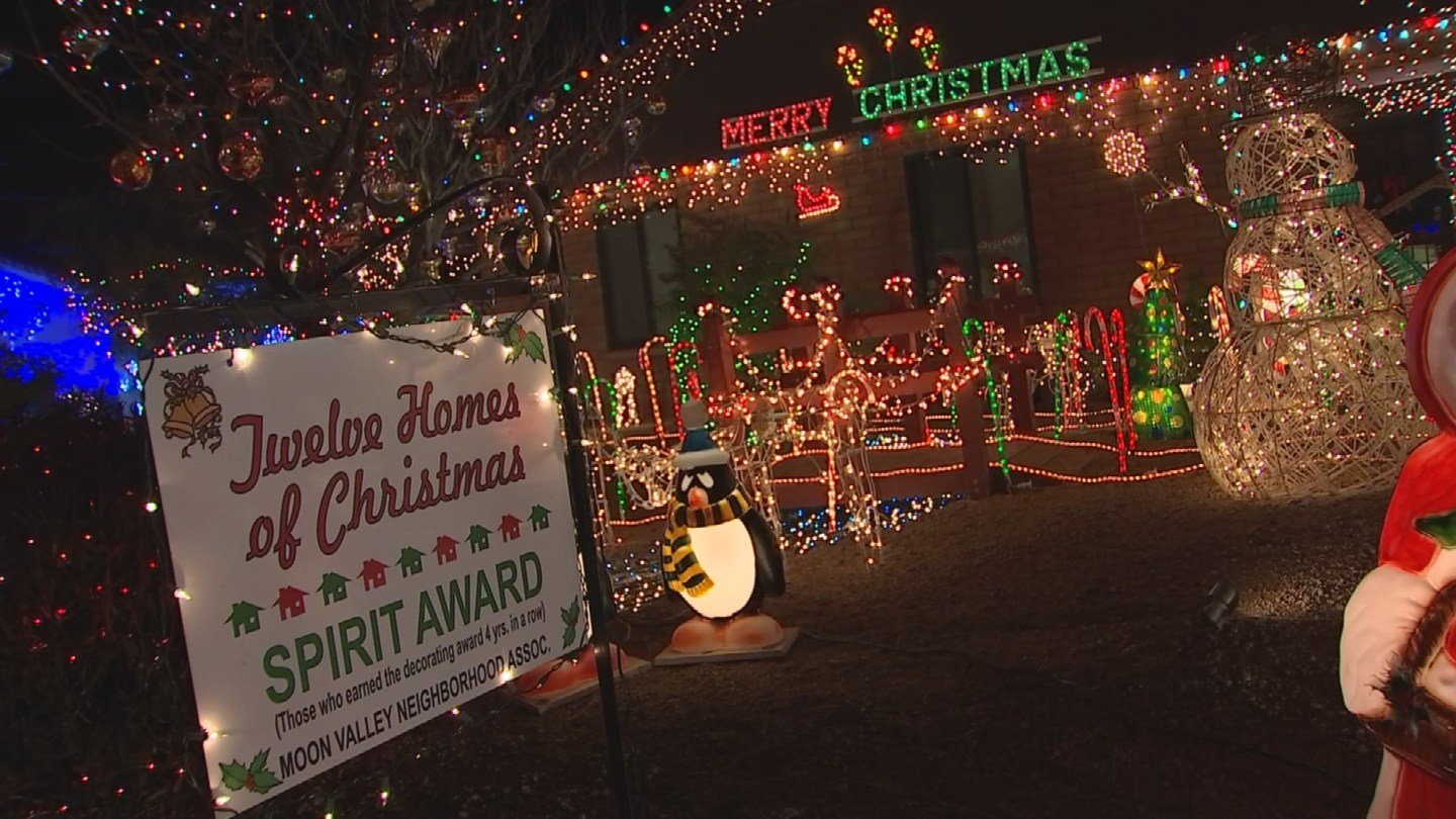 Don Knutson Started His Display In 1982. (Source: KPHO/KTVK)