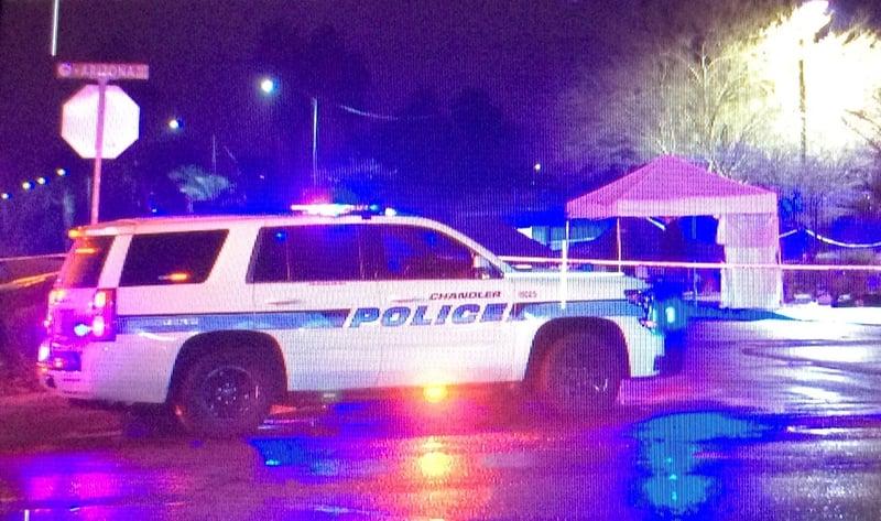 Police seek suspect in chandler homicide arizona 39 s family for Department of motor vehicles chandler az