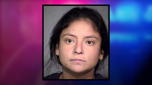 Officials: Naked woman stole Maricopa County sheriffs