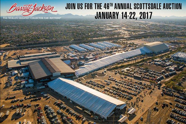Barrett jackson kicks off annual scottsdale car extravaganza thi source barrett jackson sciox Image collections