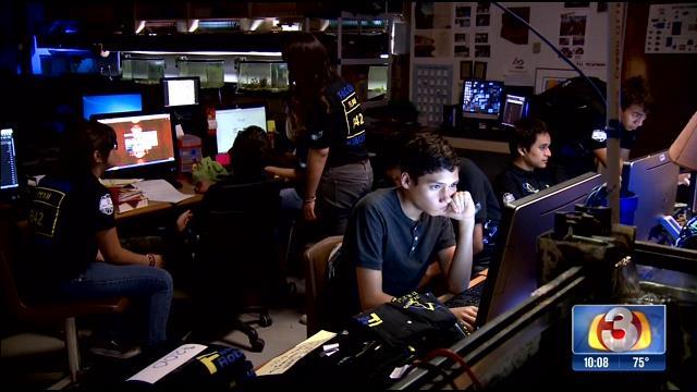 Underdog Robotics Team Continues To Inspire Arizona S Family