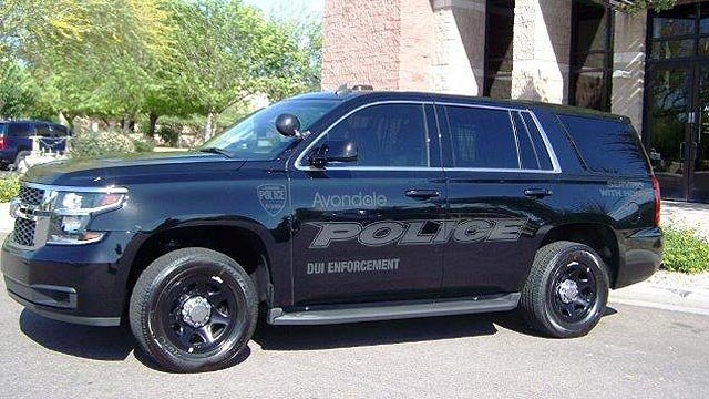 avondale pd gets 44 000 for new dui enforcement vehicle