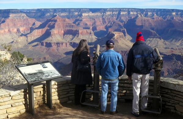 Grand Canyon National Park News Stories About