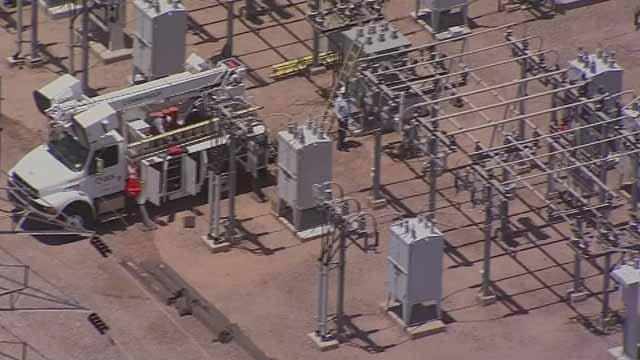 power outage tempe az