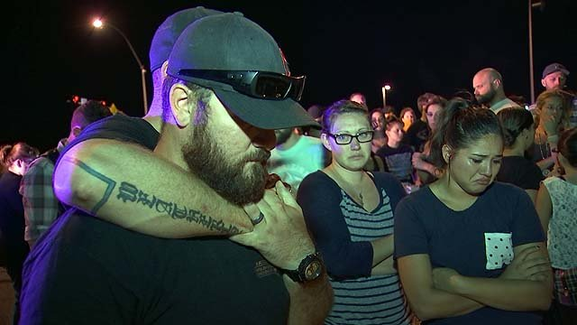 Family, friend hold vigil for woman killed in hit-and-run ...