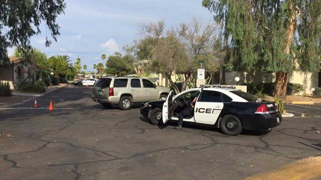 Maintenance Workers Clearing A Backyard Found The Grenade Source Tempe Police Department