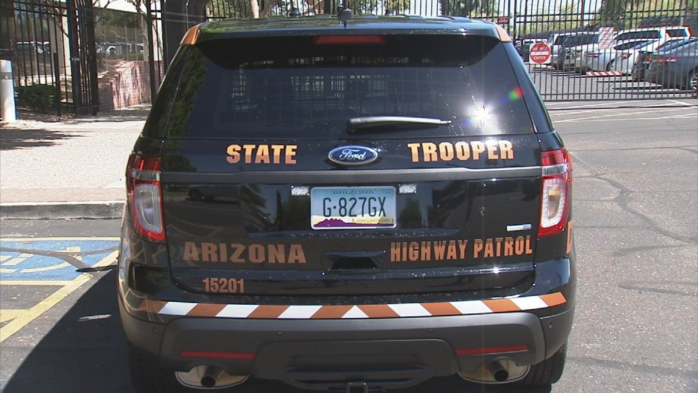 New vehicles titles coming to Highway Patrol officers  Arizonas