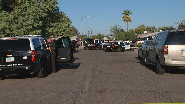 Avondale pd investigate fatal shooting 3tv cbs 5 for Avondale motor vehicle division avondale az