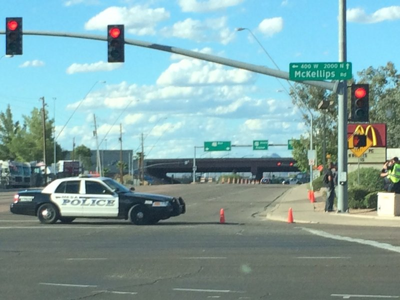 Loop 202 red mountain reopens in both directions arizona for Red mountain motors mesa az