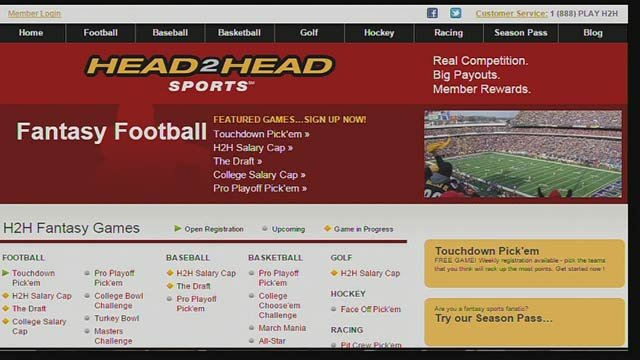 Fantasy leagues can be gateway to gambling addiction Fantasy leagues can be gateway to gambling addiction - azfamily.com 3TV - Phoenix Breaking News, Weather, Sport - 웹