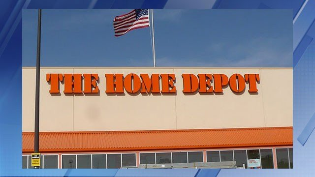 Payson police investigate shooting outside Home Depot - KAIT ...