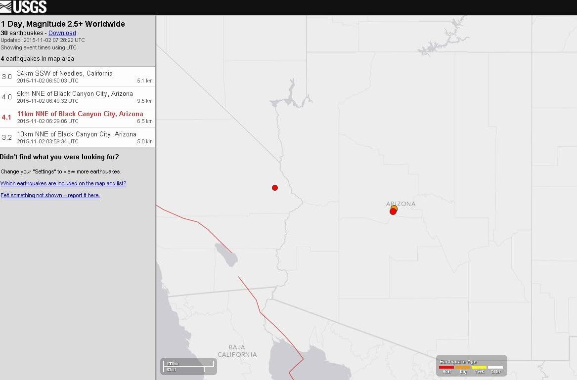 Source U S Geological Survey