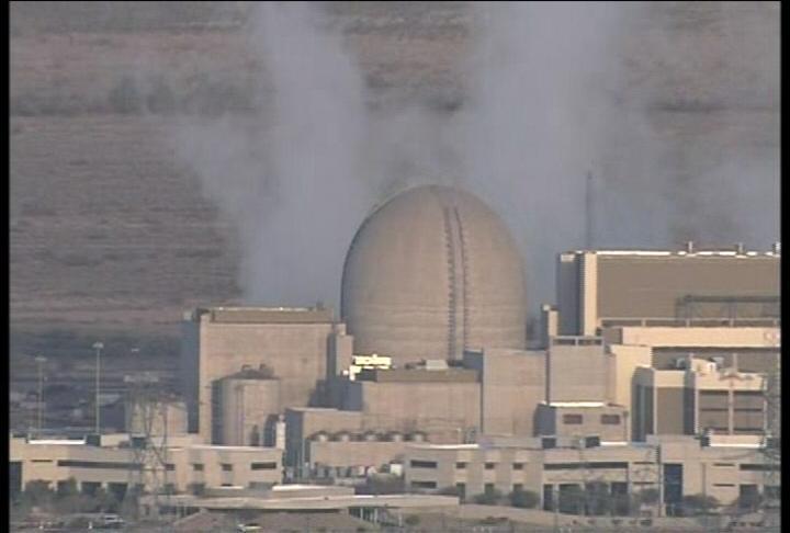 Nuclear Power Plant Near Phoenix To Test Emergency System