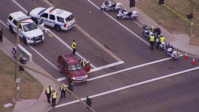 Pedestrian hit killed in chandler 3tv cbs 5 for Department of motor vehicles chandler arizona
