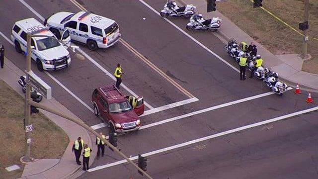 Pedestrian hit killed in chandler arizona 39 s family for Department of motor vehicles chandler az