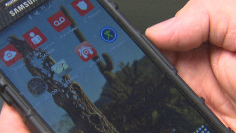 news local turn cellphone into home surveillance camera