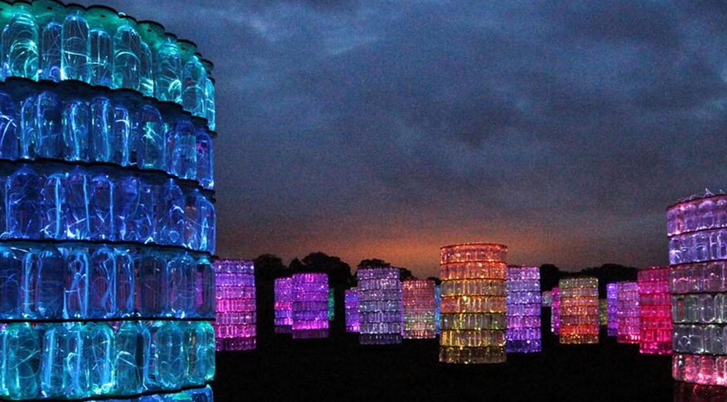New art installation sets the Desert Botanical Garden aglow3TV