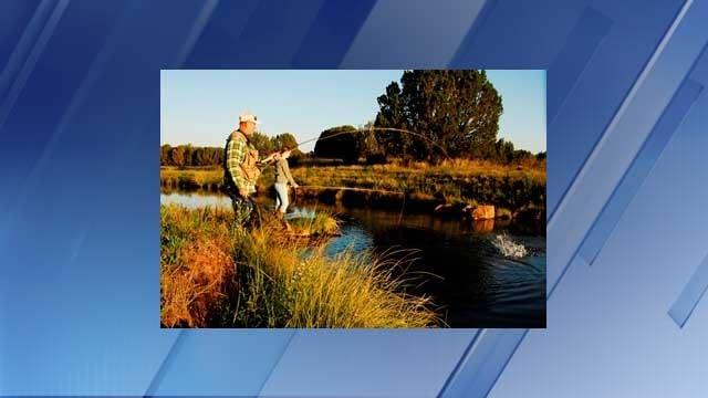 Best winter fishing holes in arizona arizona 39 s family for Az game and fish