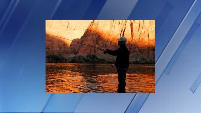 Best winter fishing holes in arizona arizona 39 s family for Best fishing in arizona