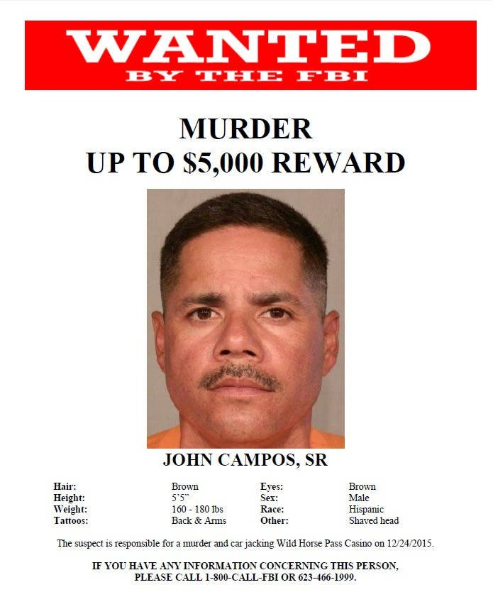 Fbi wanted poster template free