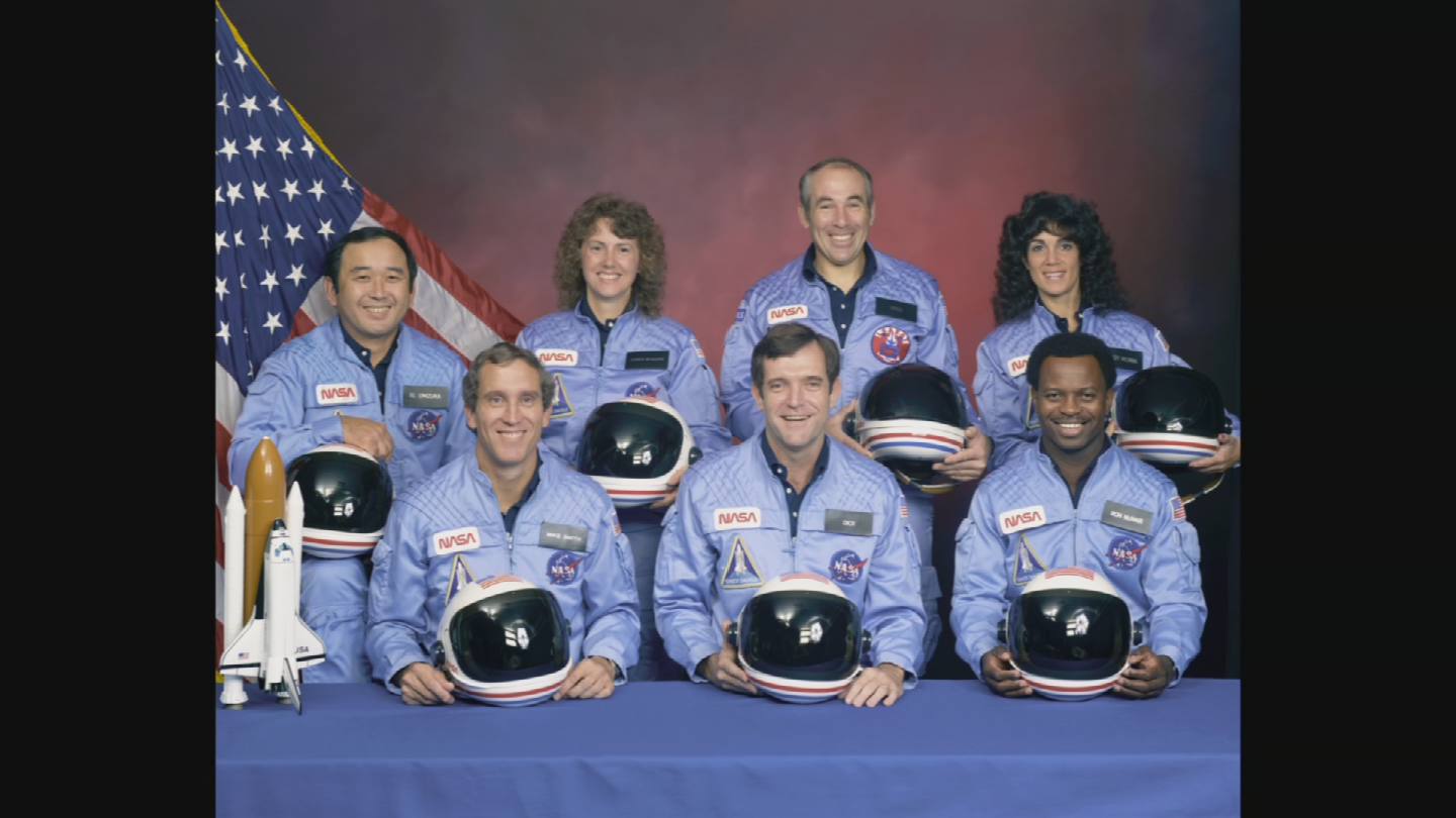 space shuttle challenger tragedy address - photo #30
