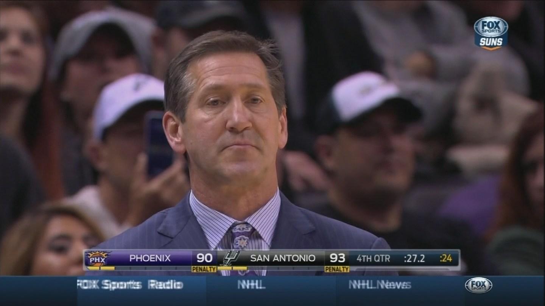 Reeling Phoenix Suns fire coach Jeff Hornacek Arizona s Family