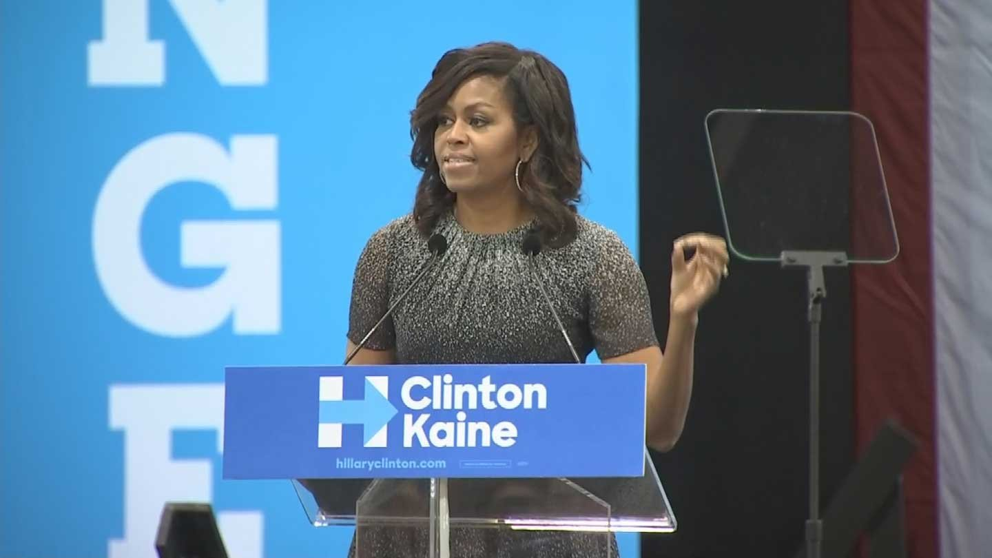 Image result for Michelle Obama Phoenix pictures